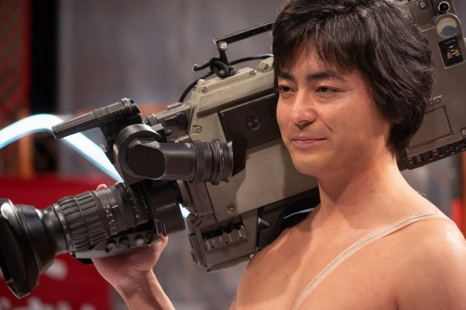 Netflixオリジナルシリーズ『全裸監督』全世界独占配信中