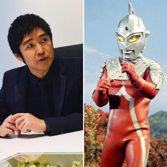 【左】歌手の藤巻亮太【右】ストーリーが高く評価されている『ウルトラセブン』(C)円谷プロ