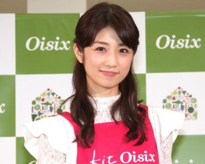 ママ向け雑誌やバラエティ番組でも料理の腕前を披露している小倉優子(C)ORICON NewS inc.