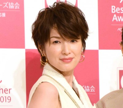 今年『第12回ベストマザー賞』を受賞した吉瀬美智子