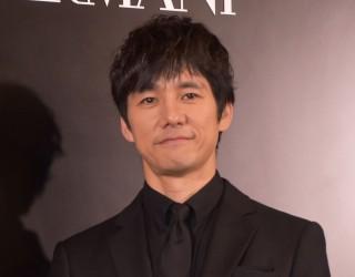 ランキング常連の男前俳優、西島秀俊 (C)ORICON NewS inc.