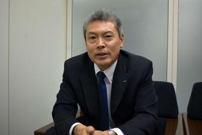 いすゞ自動車販売 営業企画部 部長 三谷公克氏