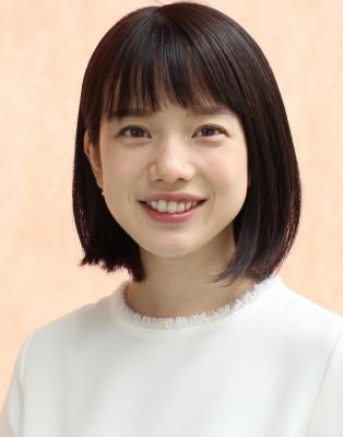 昨年2位からトップへ、弘中綾香アナウンサー(C)テレビ朝日