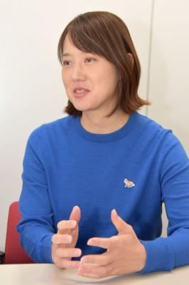 多くのスポーツ番組制作に携わってきた、テレビ朝日プロデューサーの宇喜多宏美氏