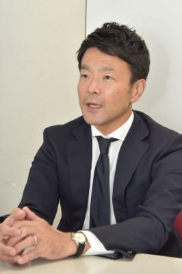 テレビ朝日のeスポーツ事業推進プロジェクトリーダー・石田要氏