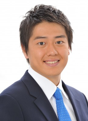 ラグビー実況で印象付けた日本テレビの安村直樹アナ(C)日本テレビ
