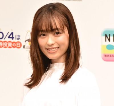 激甘なベッドシーンも披露し、女優・福原遥の活躍に期待が集まる(C)ORICON NewS inc.