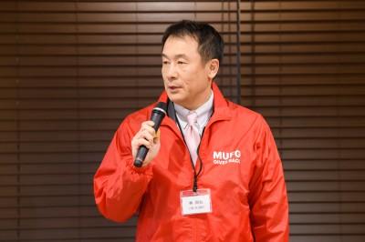 MUFG執行役常務 林尚見さん