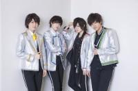 4人組男装ユニット・EUPHORIA「新曲は『スルメ曲』。聴けば聴くほど味が出ます(笑)」