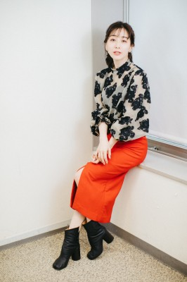 今年1年ドラマ、バラエティ、モデルと各方面で大活躍だった田中みな実(C)oricon ME inc.