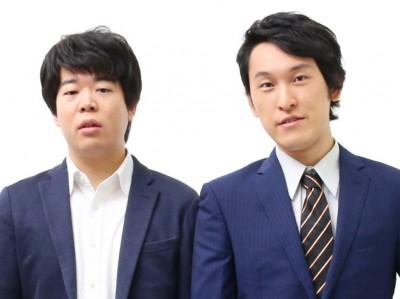 草薙(写真左)の居そうで居なかったキャラが人気の宮下草薙(C)太田プロダクション