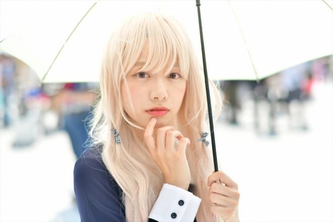 美女コスプレイヤー(C)oricon ME inc.