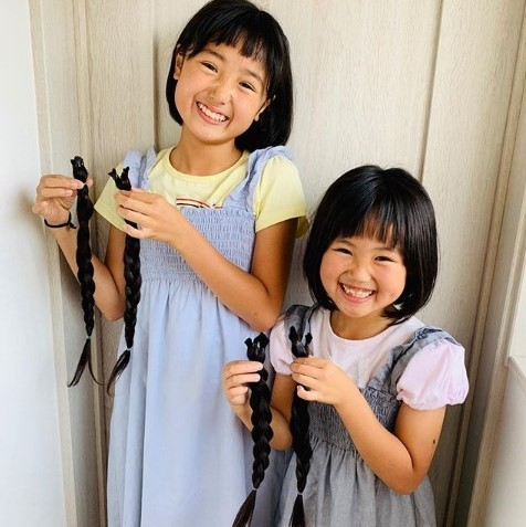 年々ヘアドネーションに参加する子供たちは増えているという