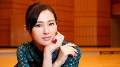 NHKの番組で「俳優」の肩書きで紹介された北川景子(撮影:徳永徹)