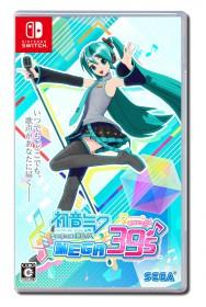 Nintendo Switch(TM)用ソフト『初音ミク Project DIVA MEGA39's 』