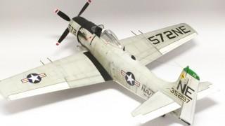 1/48 A-1H スカイレイダー 特別爆弾搭載機