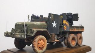 """1/35 M35A1ガントラック""""NANCY"""""""