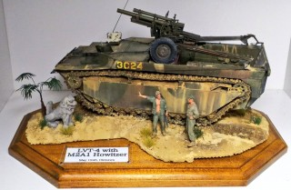 "1/35""LVT-4 with M2A1 Howitzer"""