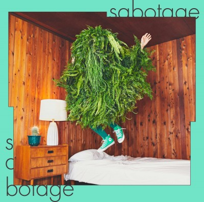 緑黄色社会「sabotage」/19年11月発売(EPIC RECORDS JAPAN)