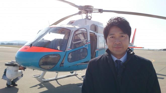 被災地の変遷を定期的に取材していた山田さん