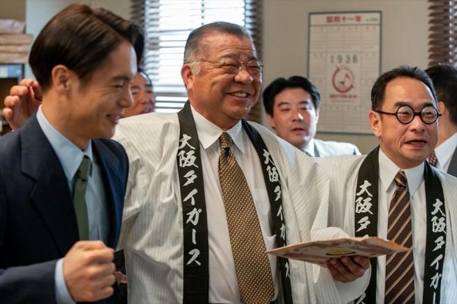 「六甲おろし」こと「大阪タイガースの歌」は1936(昭和11)年に誕生(C)NHK