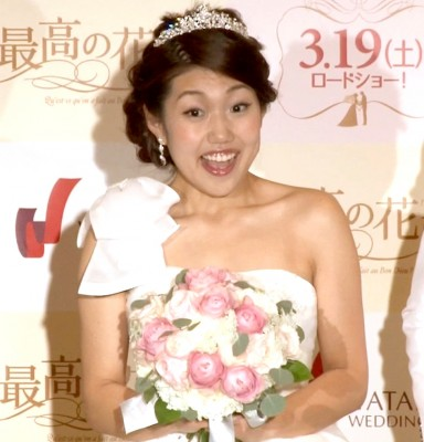 「幸せな女が一番面白い」と結婚後もお笑いの仕事に気合を見せる横澤夏子(C)ORICON NewS inc.