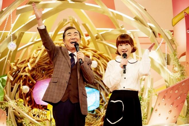 50周年を迎えた『新婚さんいらっしゃい!』(C)ABCテレビ