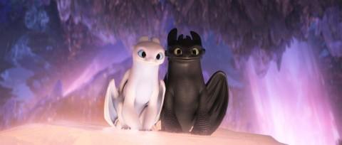『ヒックとドラゴン 聖地への冒険』場面画像