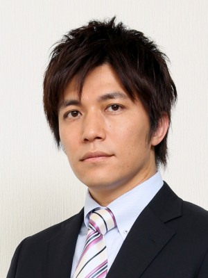イケメンと女性ファンも多い斉田季実治