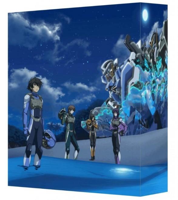 『機動戦士ガンダム00』1st&2nd season Blu-ray BOX、バンダイビジュアル、2018年