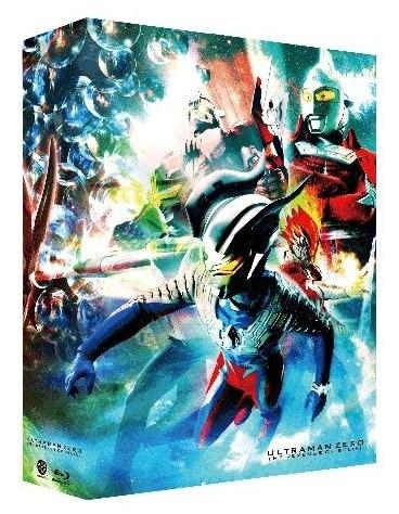 『ウルトラマンゼロ THE MOVIE 超決戦! ベリアル銀河帝国』メモリアルボックス(初回限定生産)Blu-ray、バンダイビジュアル、2011年