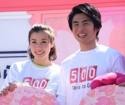 他の俳優夫婦よりもCM、ドラマ共演も多い中尾明慶&仲里依紗