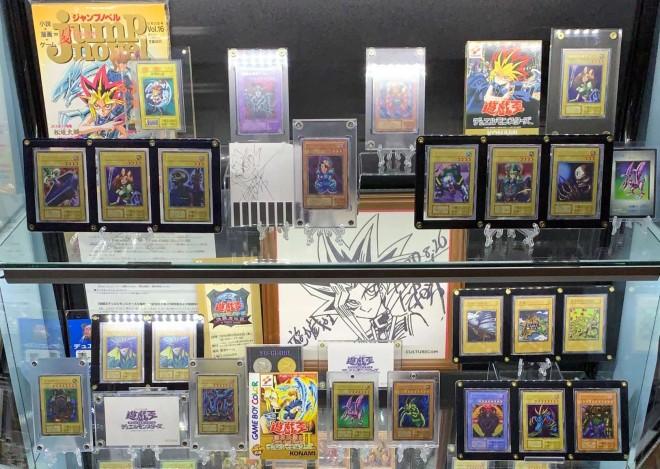 Ray Chan氏『遊戯王』カードコレクション 画像提供/Ray Chan氏