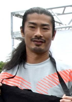 『有吉の壁』で披露した「パラパラおじさん」も話題の菅良太郎 (C)ORICON NewS inc.