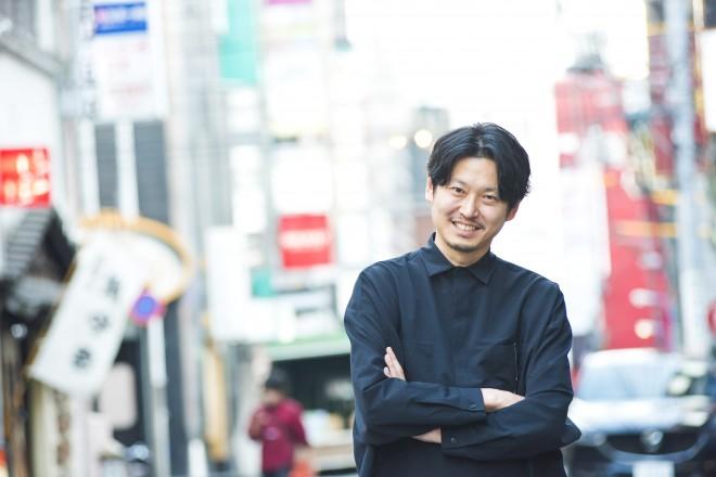 手塚マキ氏