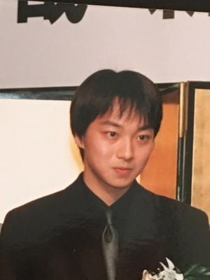 20歳の頃の佐藤七段