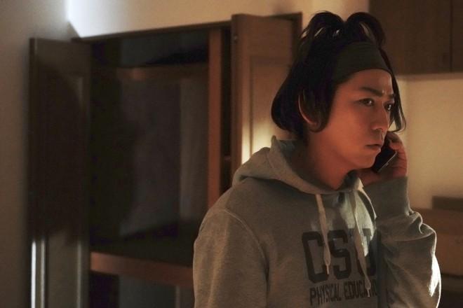 映画『事故物件 恐い間取り』でホラー作品に初挑戦する亀梨和也 (C)2020「事故物件 恐い間取り」製作委員会