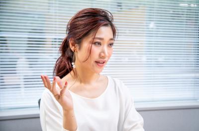 日本ビューティインダストリー協会の代表理事・瀬戸麻実氏