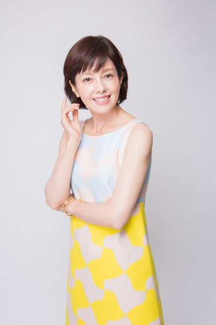 沢口靖子 写真:西田周平(C)oricon ME inc.