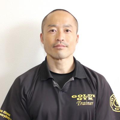ゴールドジム イースト東京 アドバンストレーナー 加藤直之トレーナー