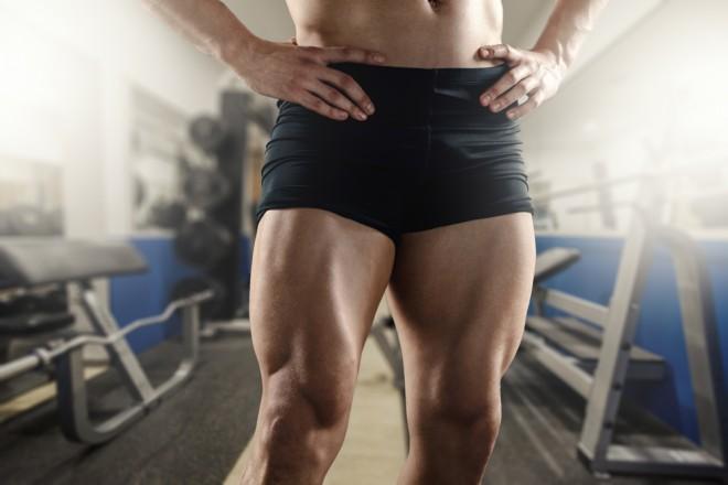 太もも・ふくらはぎの筋トレで足腰を鍛える方法【プロが教える足の筋トレ】