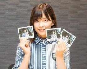 【応募は終了いたしました】欅坂46・渡邉理佐さん直筆サイン入りチェキ