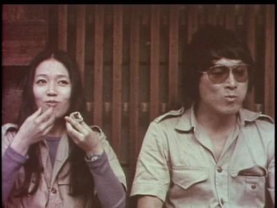 1971年、京都を旅した宮本信子、故・伊丹十三さん(C)読売テレビ