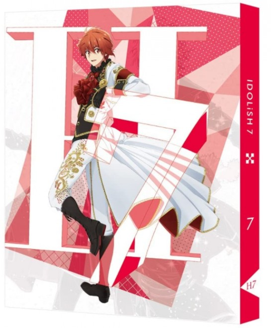 アニメ『アイドリッシュセブン』7(特装限定版) Blu-ray、バンダイナムコアーツ、2018年
