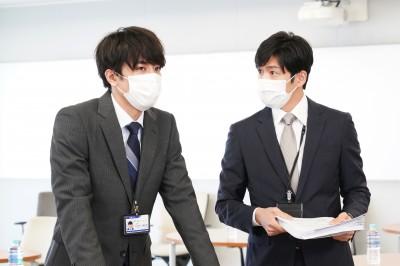 『#リモラブ 〜普通の恋は邪道〜』14日(水)夜22時〜(C)日本テレビ