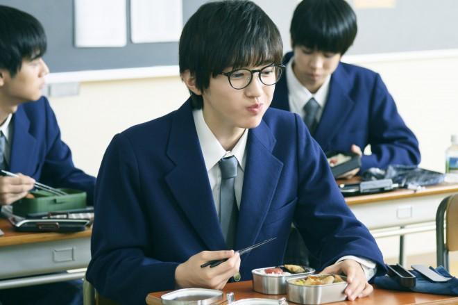 映画『461個のおべんとう』に出演する道枝駿佑(C)2020『461個のおべんとう』製作委員会