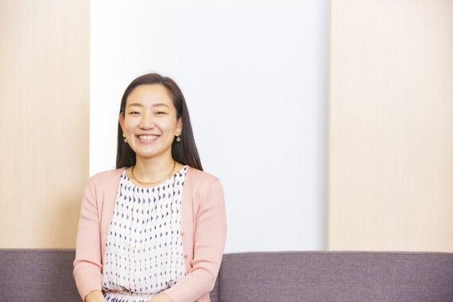 アドビのマーケティングマネージャー・田中玲子さん