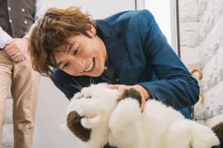 『おじさまと猫』6話(2/10深夜放送)場面写真