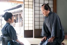 第1回「栄一、目覚める」より(C)NHK