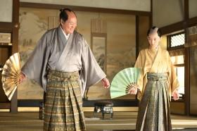 第2回「栄一、踊る」より(C)NHK